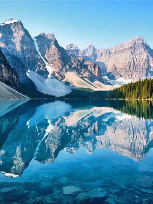 La mejor Ruta de 7 días por las Montañas Rocosas de Canadá