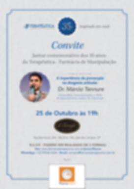 Convite Jantar
