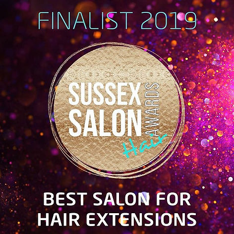 OMG!! We are a finalist!!! 'Best salon f