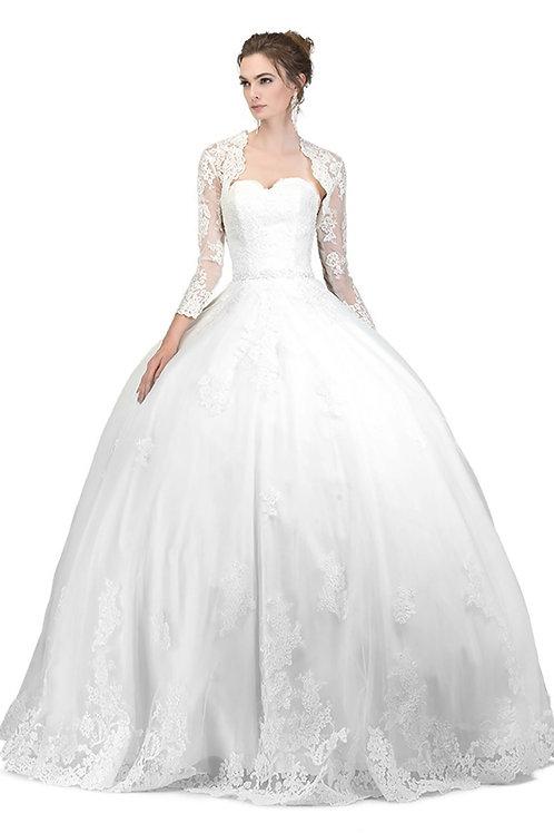Anny's Bridal AB6626