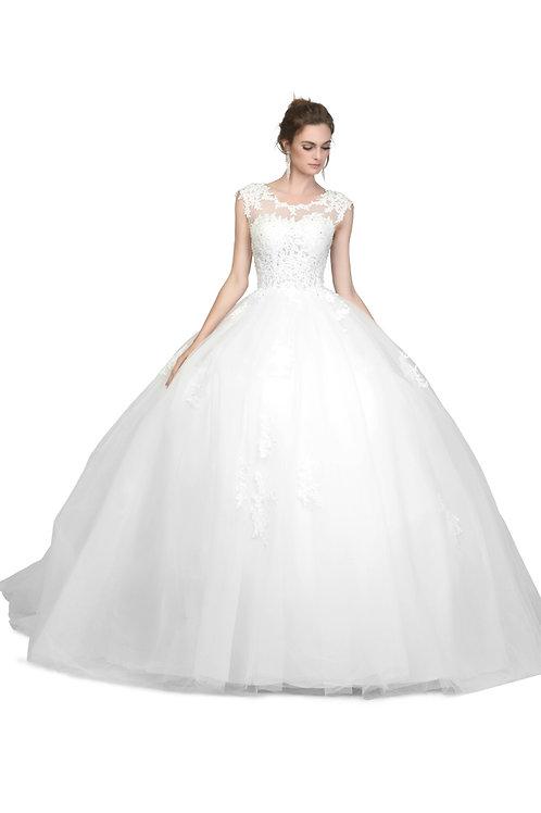 Anny's Bridal AB7212