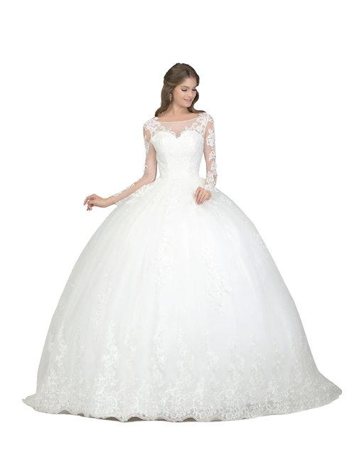 Anny's Bridal AB 6624