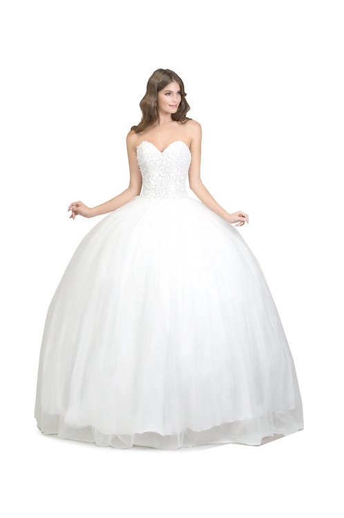 Anny's Bridal AB6768