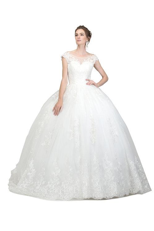 Anny's Bridal AB7211