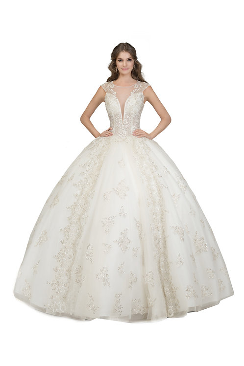 Anny's Bridal AB6627
