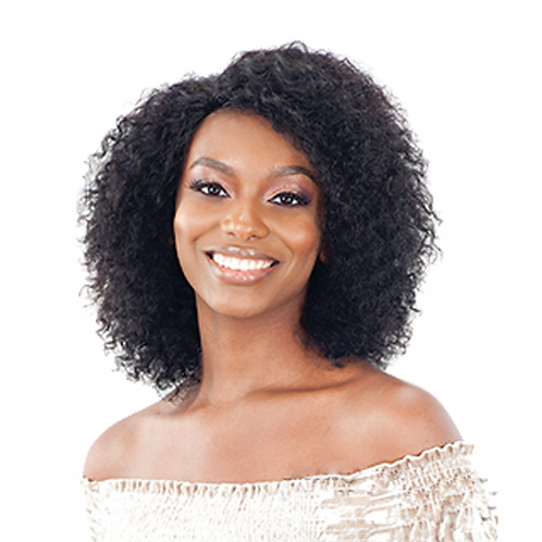 Naked Nature Lace Part Wig - Glow Deep