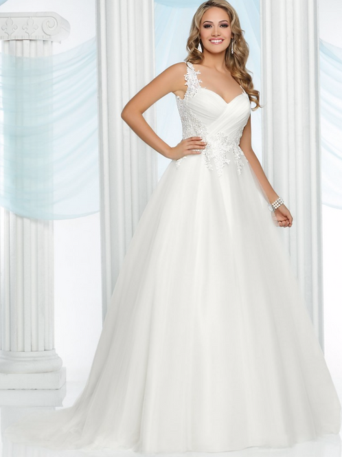 Davinci Bridal 50416