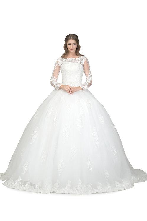Anny's Bridal AB7206