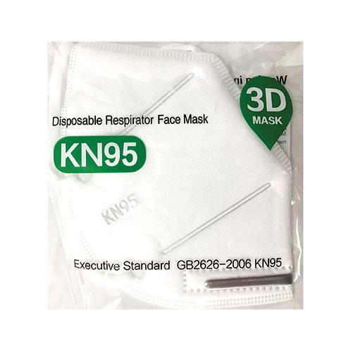 [1PCS] KN95 3D Mask
