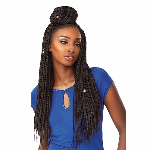 Senegal Twist 4x4 Swiss Lace Wig