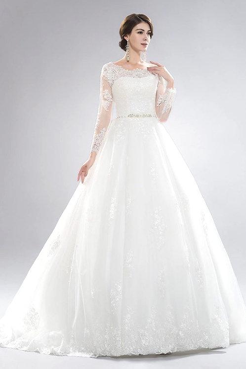 Anny's Bridal AB7201