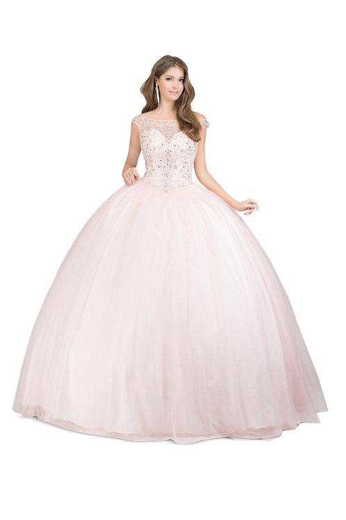Anny's Bridal AB8861