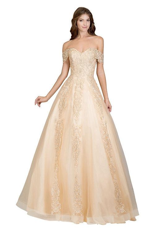 Anny's Bridal SP4043