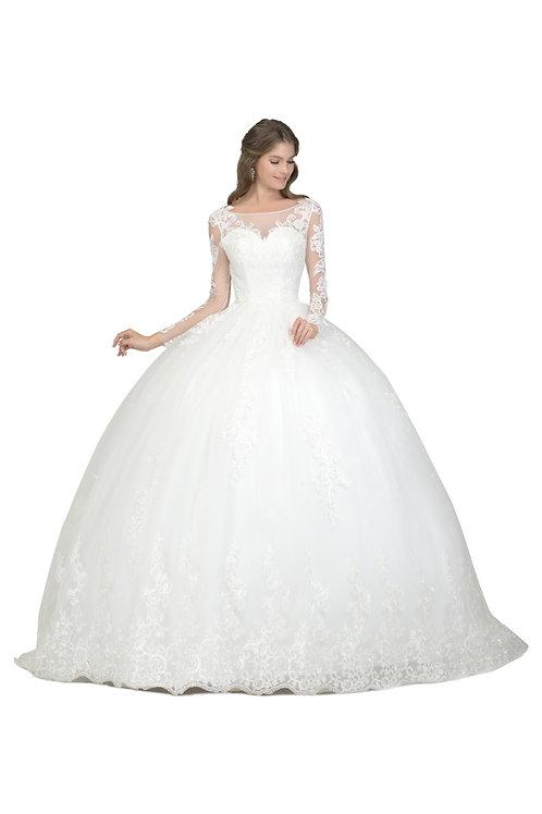 Anny's Bridal AB7210
