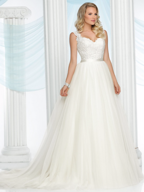 Davinci Bridal 50430
