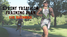 12-Week Beginner Triathlon Plan