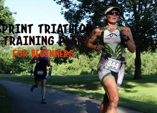 12-Week Beginner Triathlon Plan
