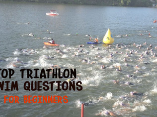 Your Triathlon Swim Questions Answered