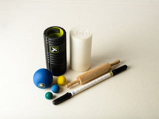 Favorite Foam Rolling Tools