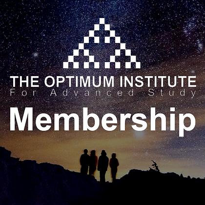 Optimum Institute Membership