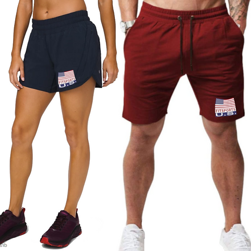 FitSports U.S. Shorts