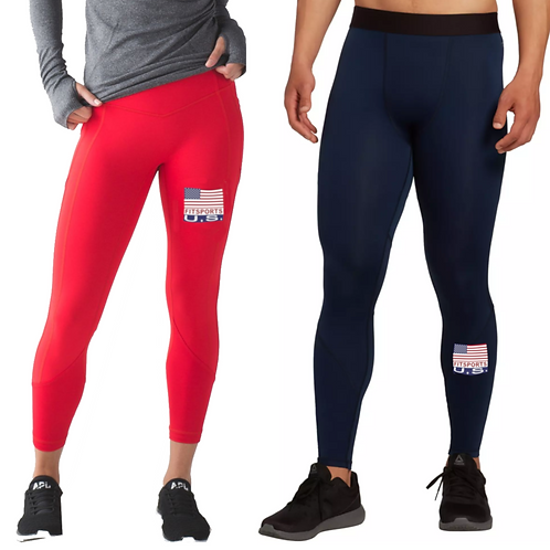 FitSports U.S. Leggings & Compression Pants
