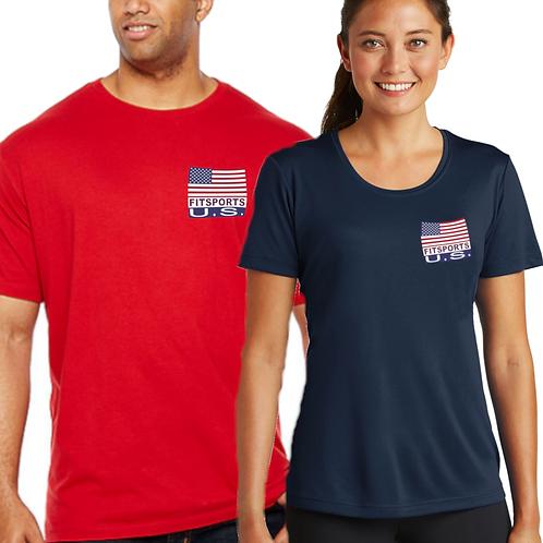 FitSports U.S. Teeshirt