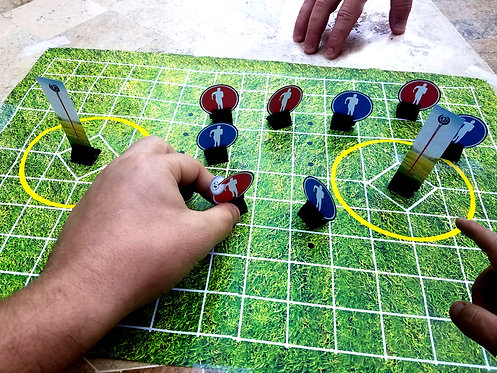 ANGLEBALL Tactical Tabletop