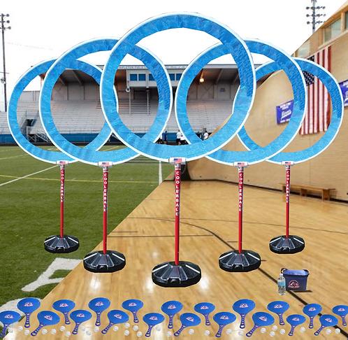 Coolerball & Disc: Indoor & Outdoor Institution Bundle