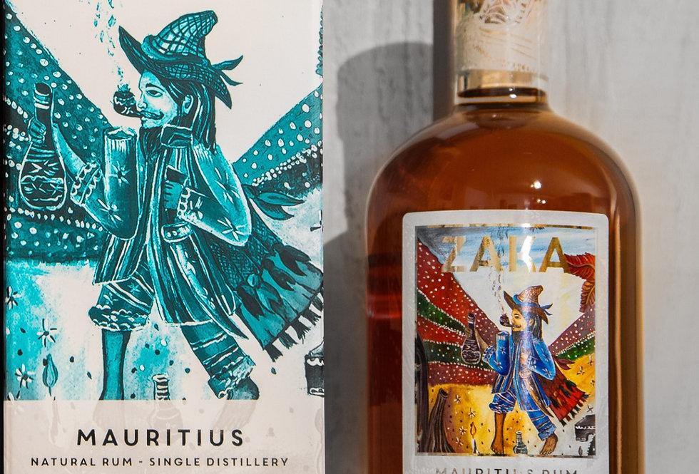 Zaka Rum Mauritius