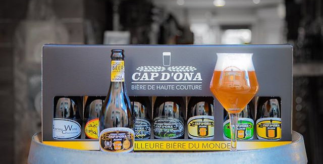 CAP DONA BLONDE  Triple BiO