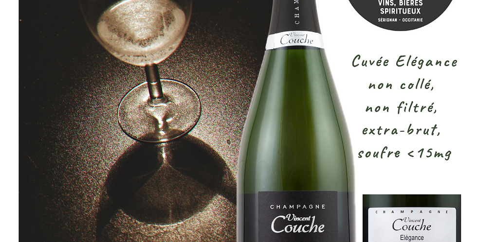 Champagne Couche - Cuvée Elégance Extra Brut