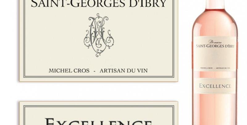 St Georges d'Ibry Cuvée Excellence 2019