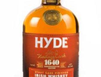 Whisky Hyde n°8 - Single Malt & Single Grain
