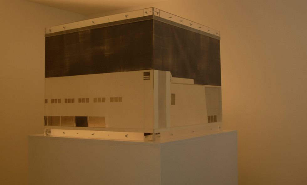 House of Adoration #1, Galerie Quynh, Ho Chi Minh City, Vietnam, 2007