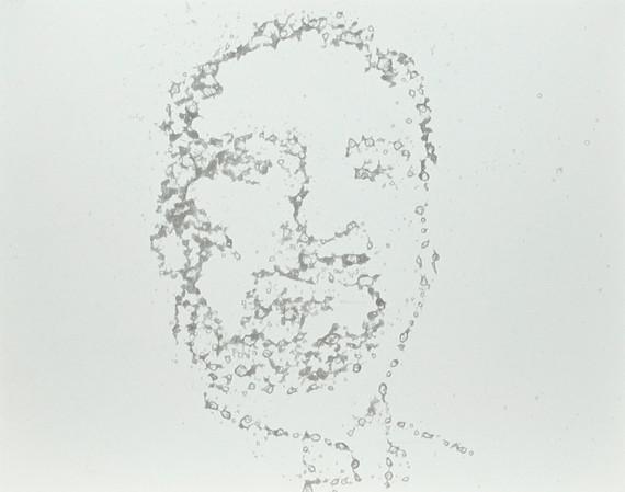 Detail, Portrait of Icons