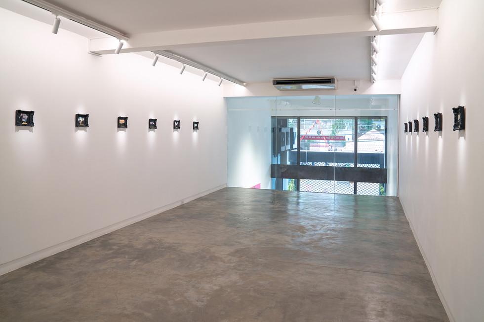 Installation, Galerie Quynh, Vietnam 2018