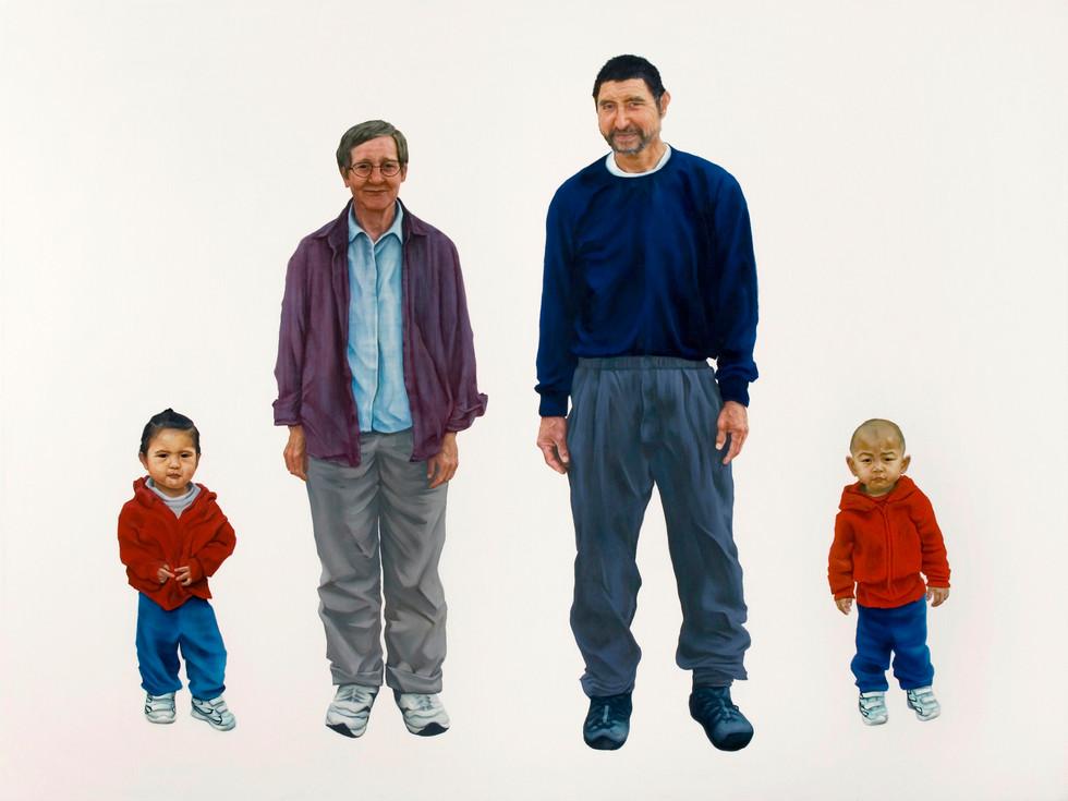 The Koken-Glover Family Portrait