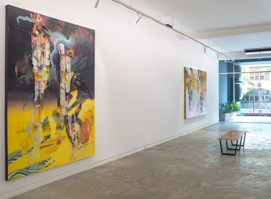 Mutiny in the Garden, Galerie Quynh, Vietnam