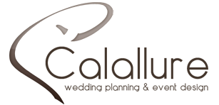 Logo von Calallure wedding planning & event design.
