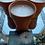 Thumbnail: Flower Pot Candle -Mint