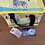 Thumbnail: Foldable Lunch Box - Zebra