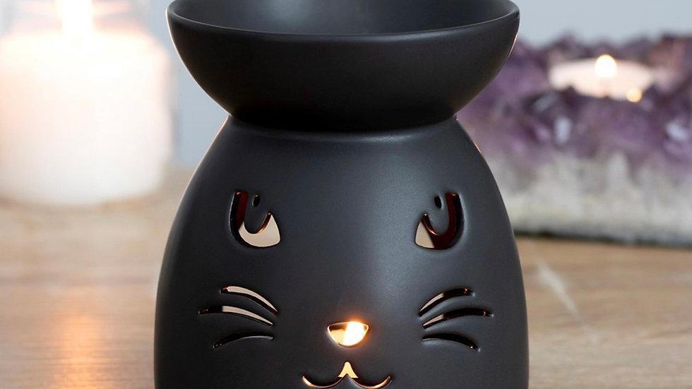 Black cat burner