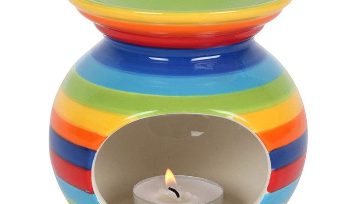 Rainbow burner