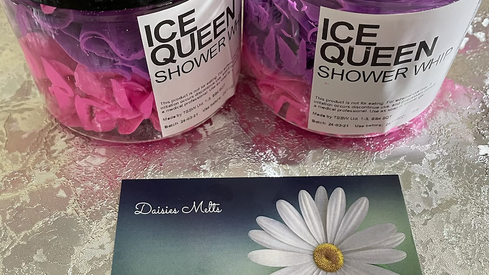 Ice Queen Soap Whip 150ml