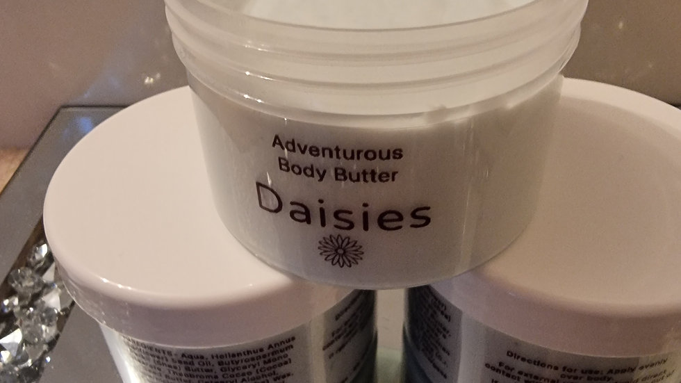 Adventurous Body Butter