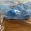 Thumbnail: Blue man soap soaked sponge