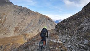 Gravel Bike : Ride en automne - Le Mont- Froid (2822m)