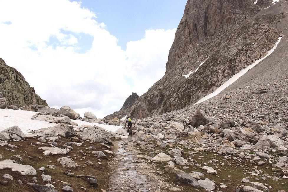 Tour du Mont Thabor Gravel