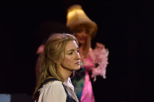 Natalie Byrns, Karine Belly © René Lavoie